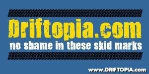 The tshirt design for driftopia.com
