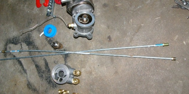 CA18DET Dual Stage Oil Cooler
