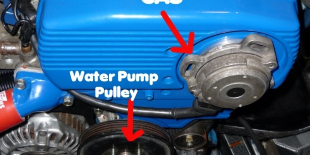 CA18DET Timing Belt Install (Part 1:  The Factory Way)