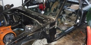 Project 240sx Final Build (Part 1 – Chassis)