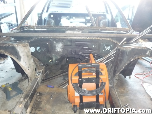 Project 240sx Final Build (Part 1 – Chassis) – Driftopia com
