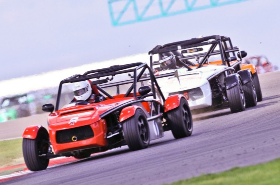 Here are a few race chassis models running in the UK.