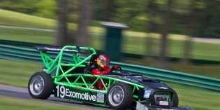 MEV Exocet:  Introducing the New Track Car