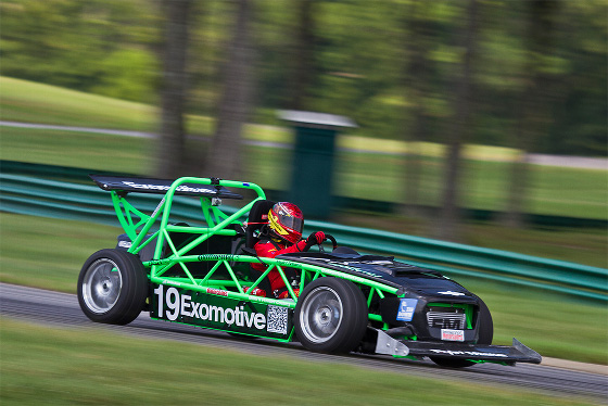An Exocet sport chassis with a Flyin Miata turbo kit approaching power to weight ratios of a Bugatti Veyron.  And let's not forget, a 50th the price.
